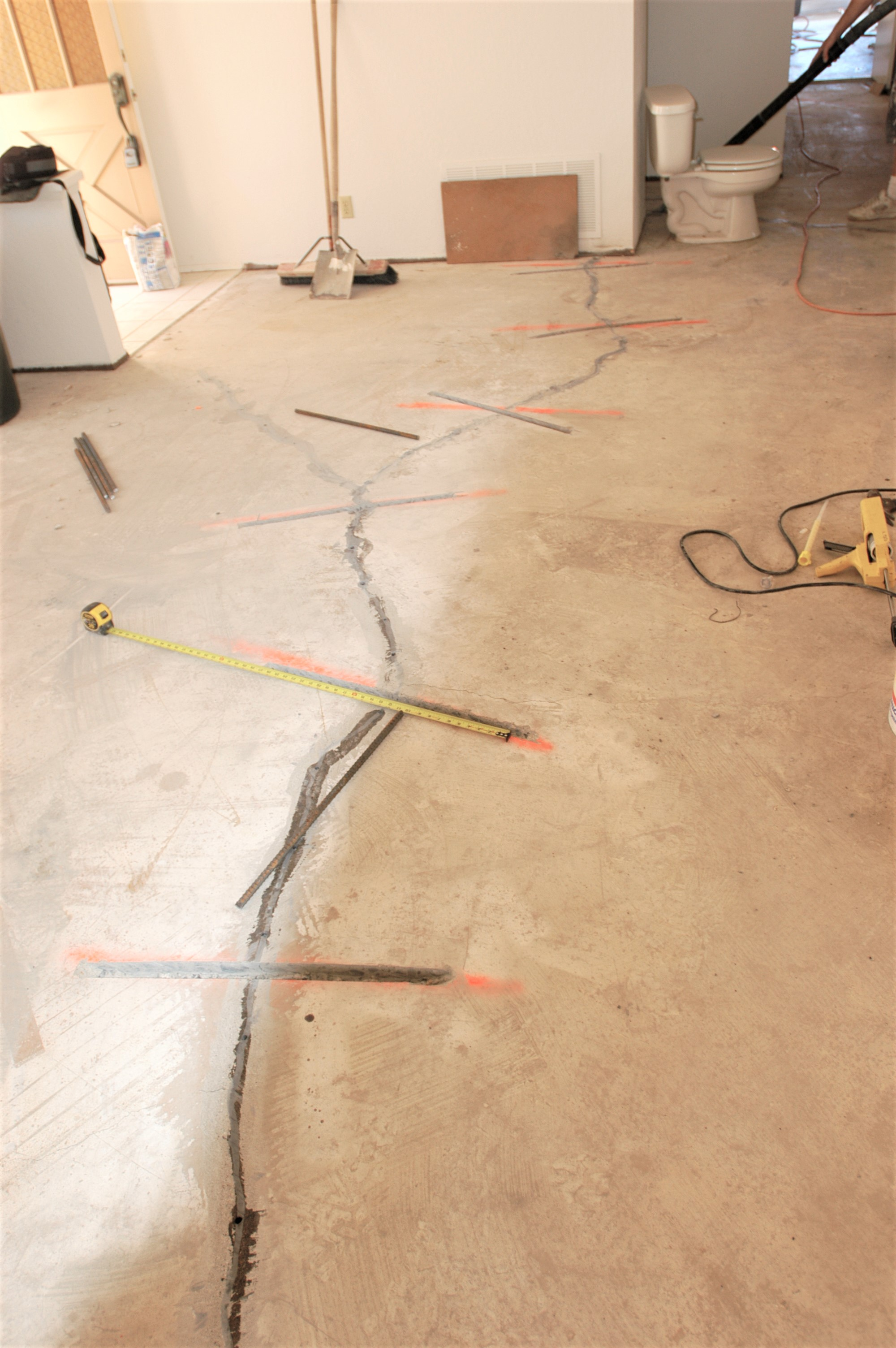 Concrete Slab Repair My Home Pro